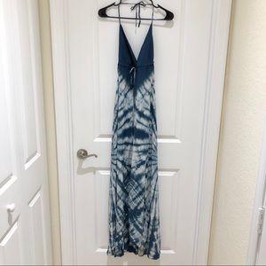 Gypsy 05 Tie Dye Maxi Dress Large